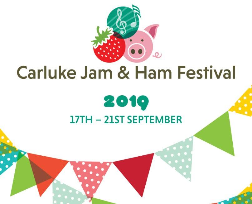 Jam and Ham 2019 Programme