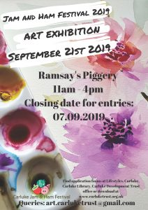 2019 Jam and Ham Art Exhibition​