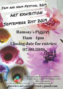 2019 Jam and Ham Art Exhibition
