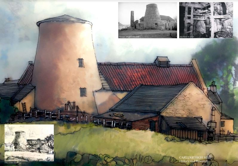 Have your say – Carluke High Mill