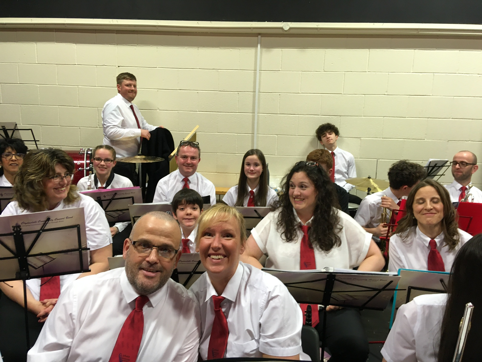 Clydesdale Community Concert Band