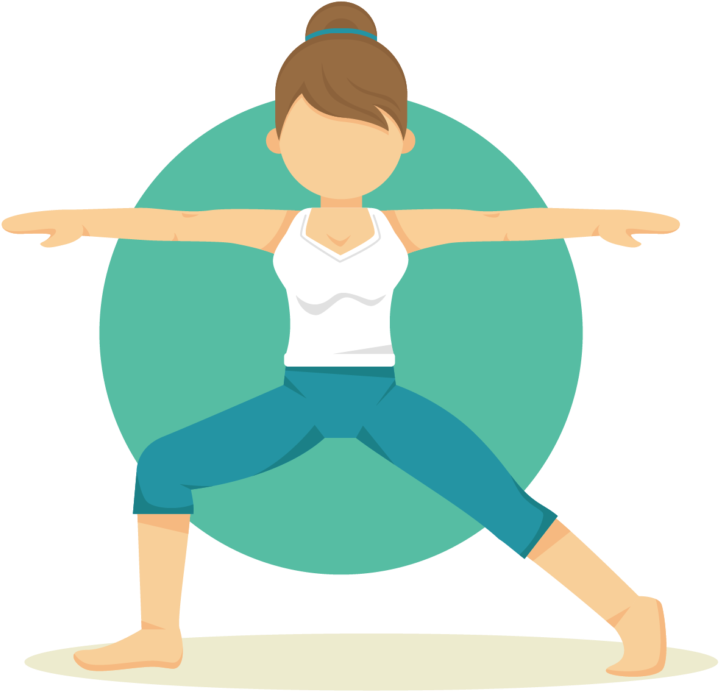 ONECarluke #wellbeing – indoors and outdoors exercises