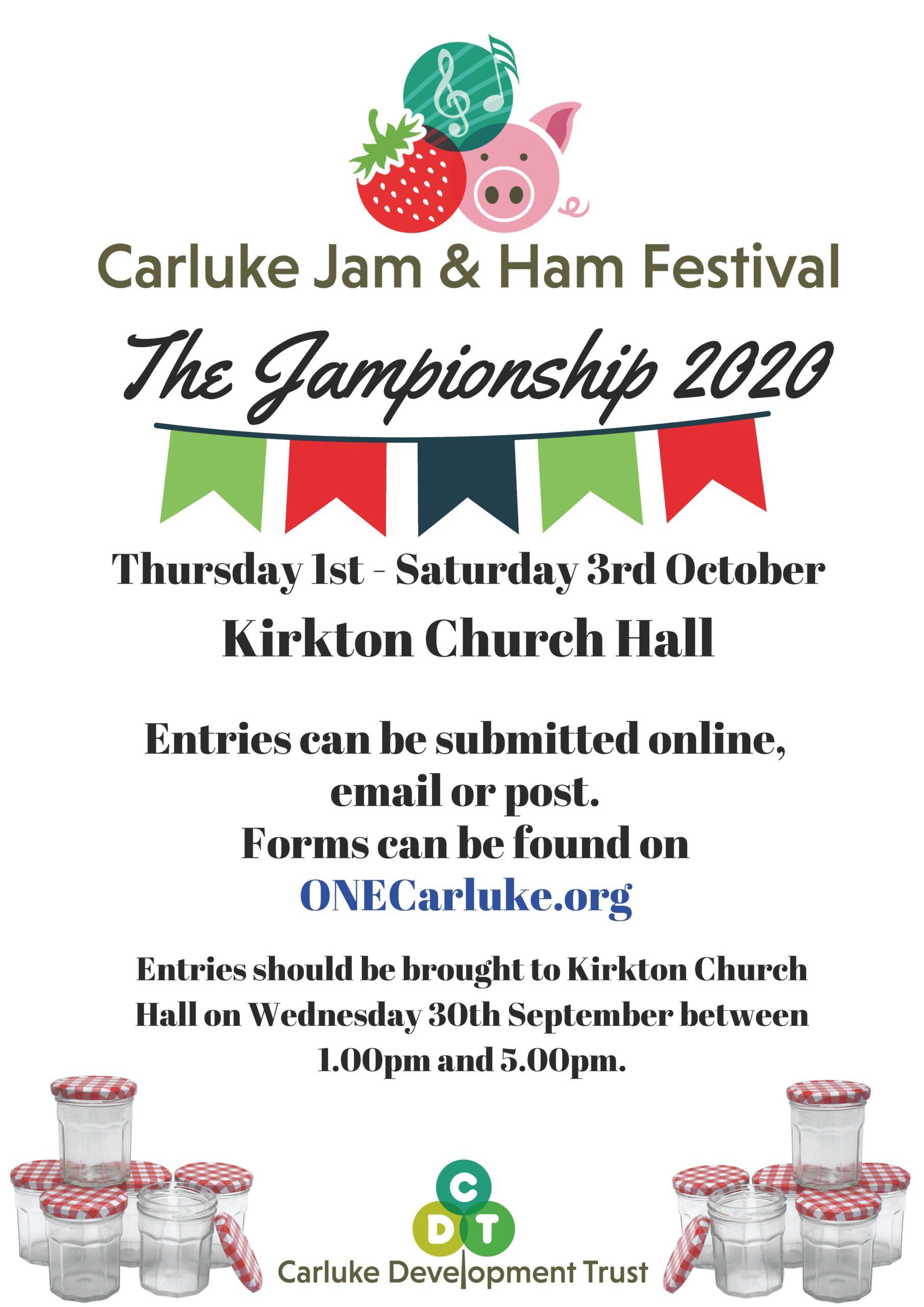 Carluke Jam and Ham