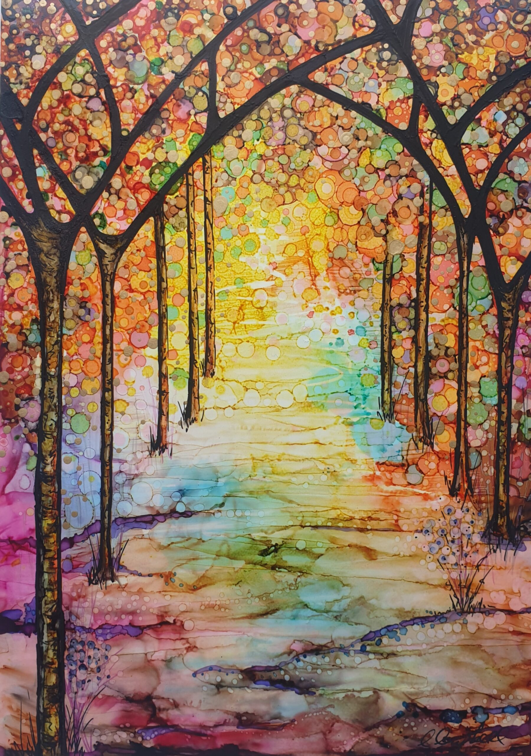 Evelyn Mcewan – CAMPBELL Charlene The warmth of autumn@2x