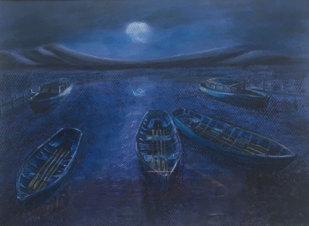 Evelyn Mcewan – THOMSON Ian Windermere moonlight@2x