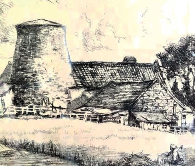 Carluke High Mill Article – Planning & Listed Building Consents 1912 image
