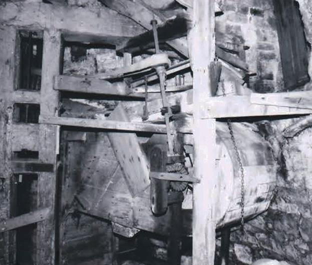 Carluke High Mill Article – Planning & Listed Building Consents machinery