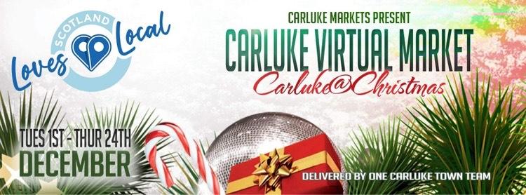 Add your business to the Carluke Virtual Christmas Market!