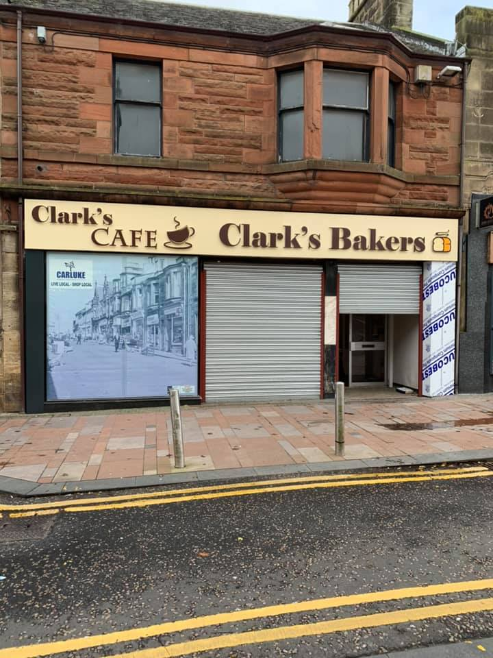Clark's the bakers