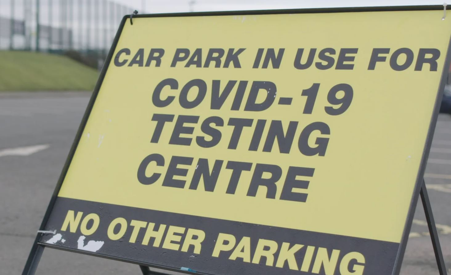 Mobile Covid Test Centre available in Carluke