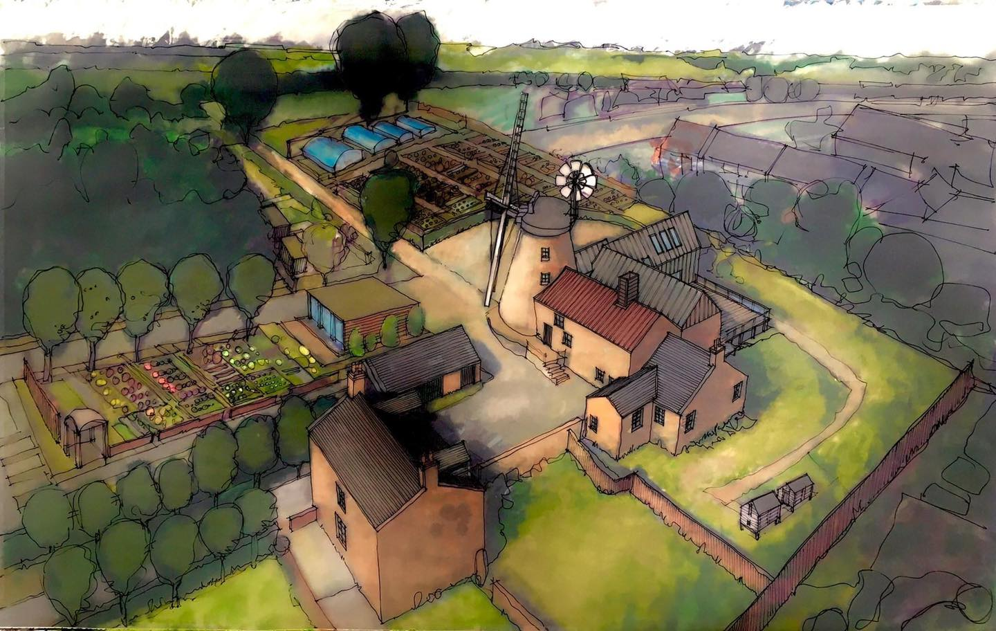 We need YOUR vote on the future of Carluke High Mill! ✔️