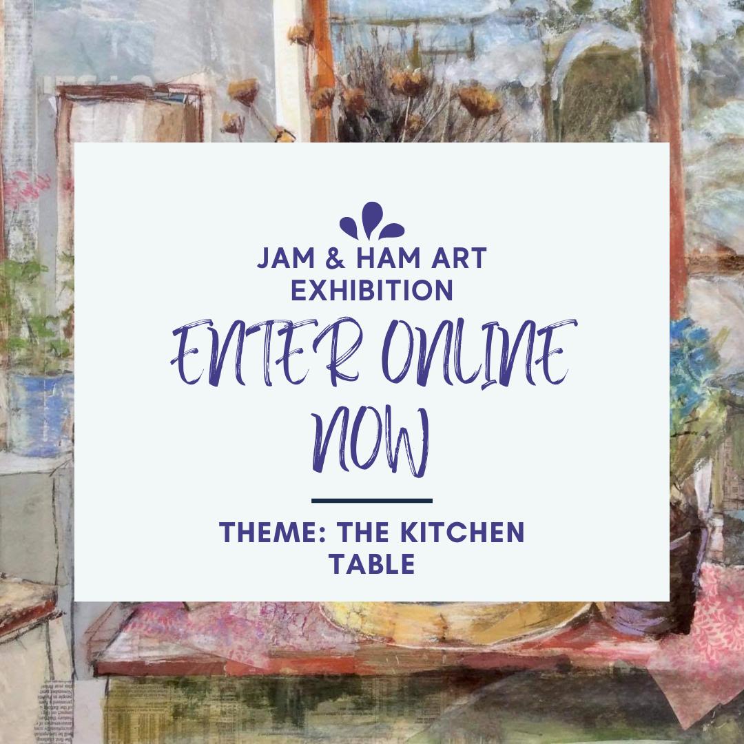Jam and Ham 2021 Art Exhibition | Enter Now