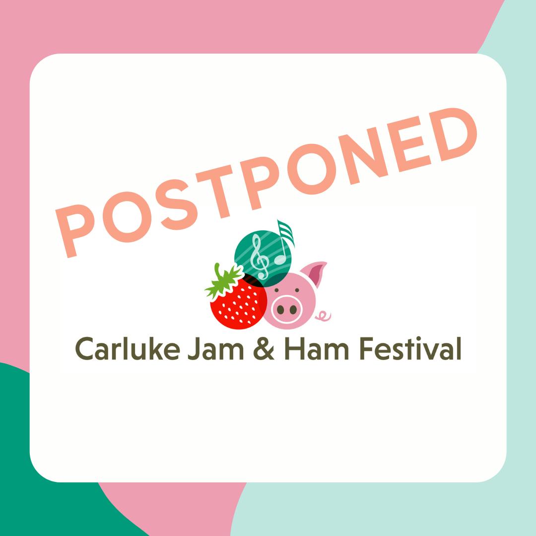 Jam & Ham 2021 is postponed
