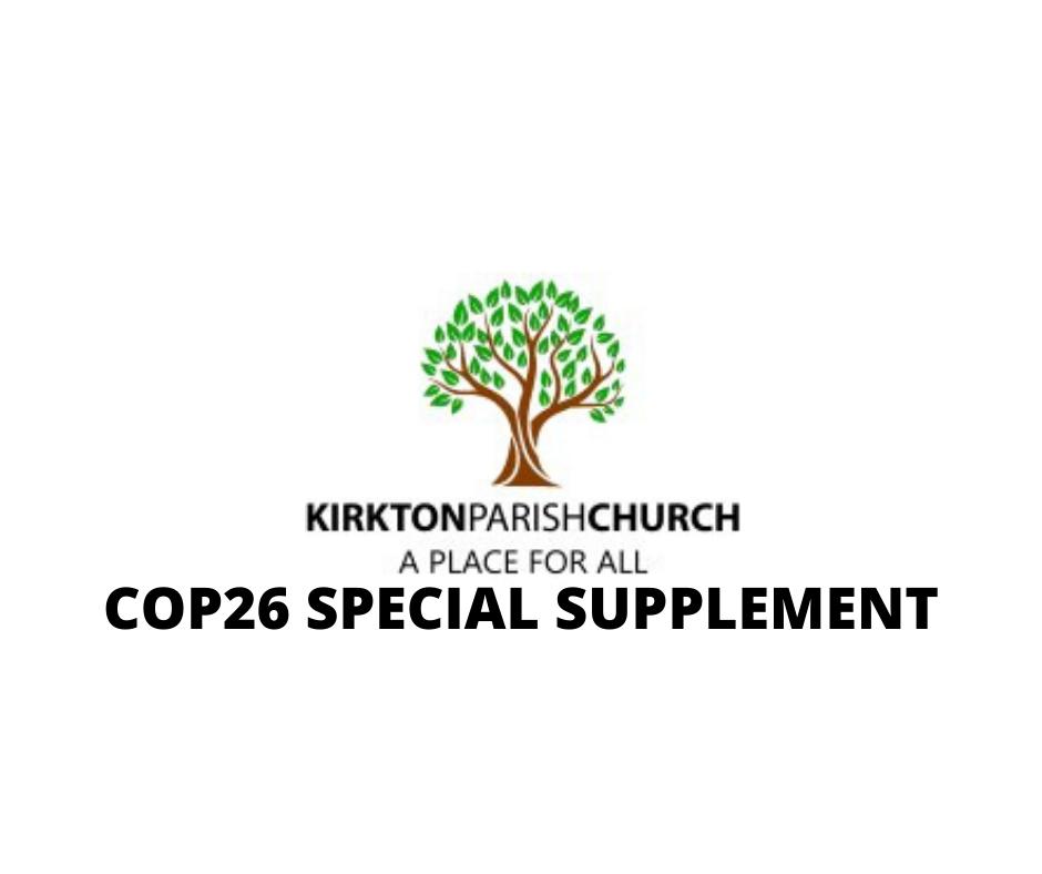 COP26 SPECIAL SUPPLEMENT