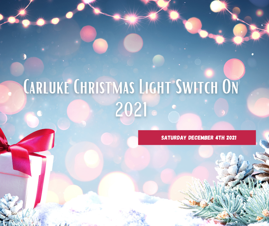 Nominate a Local Hero for the Christmas Light Switch On