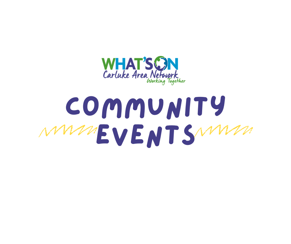 ONECAN Toolkit: Community Events
